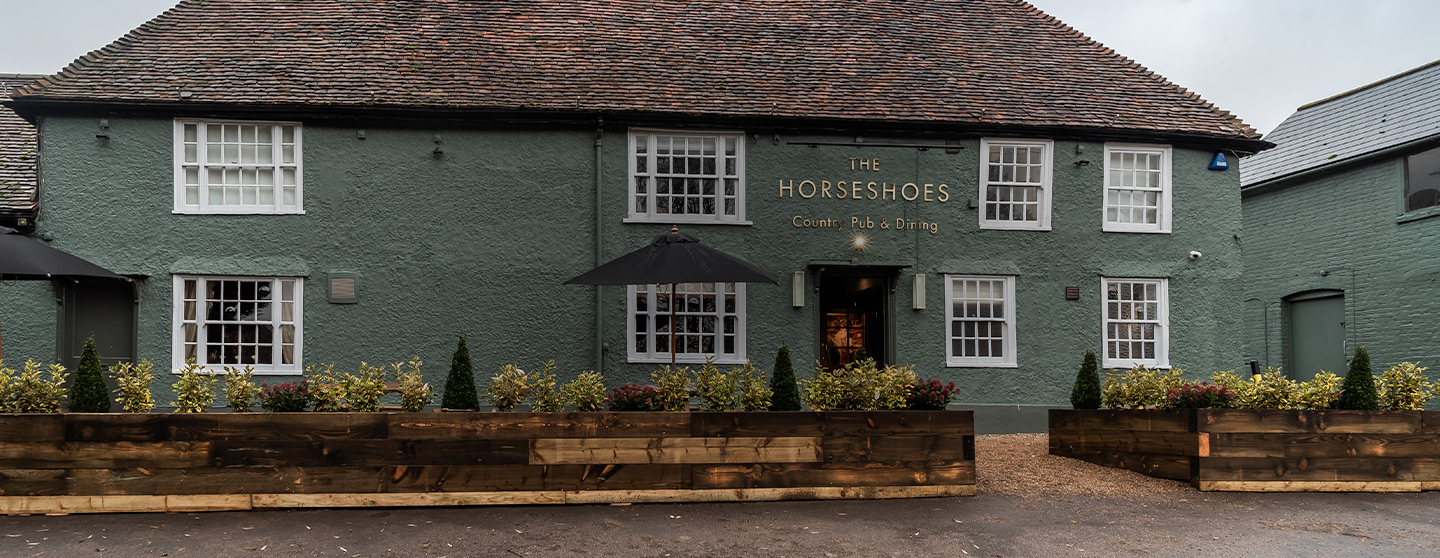 Welcome to The Horseshoes